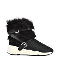 Ash Moloko Strap Trainer Boot