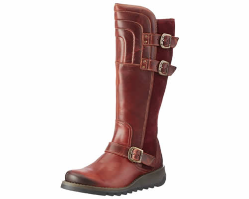 No.9 Best Fly London Boots Sher